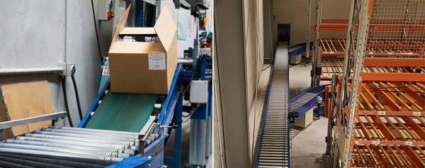 Dyno Conveyors_Warehouse Conveyor _Distribution Conveyors